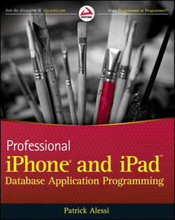 Professional iPhone® and iPad™ Database Application Programming