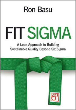 Fit Sigma: A Lean Approach to Building Sustainable Quality Beyond Six Sigma