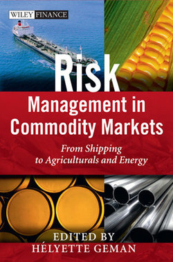Risk Management in Commodity Markets: From Shipping to Agriculturals and Energy