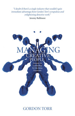 Managing Creative People: Lessons in Leadership for the Ideas Economy