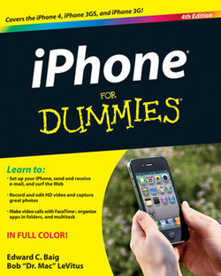 iPhone® For Dummies®, 4th Edition