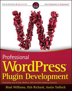 Professional WordPress® Plugin Development