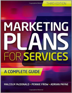 Marketing Plans for Services: A Complete Guide, Third Edition