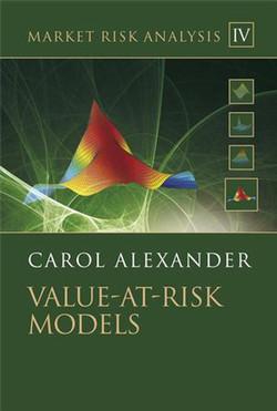 Market Risk Analysis Volume IV: Value-at-Risk Models