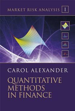Market Risk Analysis Volume I: Quantitative Methods in Finance