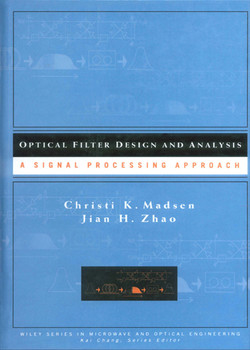 Optical Filter Design and Analysis: A Signal Processing Approach