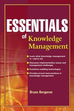 Essentials of Knowledge Management