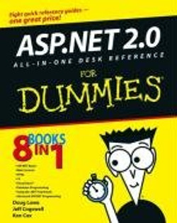 ASP.NET 2.0 All-In-One Desk Reference For Dummies®
