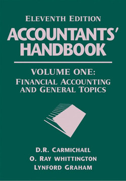 Accountants' Handbook Volume One: Financial Accounting and General Topics, Eleventh Edition