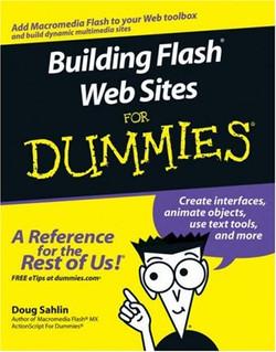 Building Flash® Web Sites For Dummies®