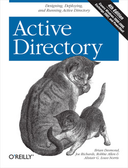 Active Directory, 4th Edition