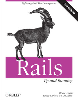 Rails: Up and Running, 2nd Edition