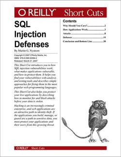 SQL Injection Defenses
