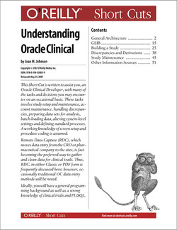 Understanding Oracle Clinical