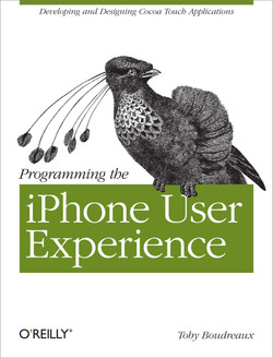 Programming the iPhone User Experience