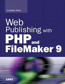 Web Publishing with PHP and FileMaker
