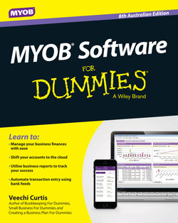 MYOB Software for Dummies - Australia, 8th Edition