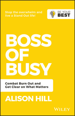 Boss of Busy, 2nd Edition
