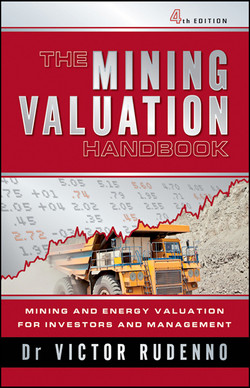 The Mining Valuation Handbook: Mining and Energy Valuation for Investors and Management, 4th Edition