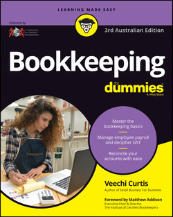 Bookkeeping for Dummies, 3rd Edition