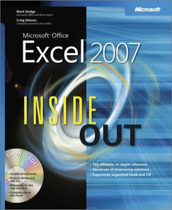 Microsoft® Office Excel® 2007 Inside Out