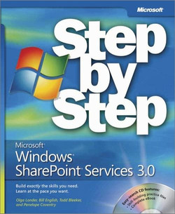 Microsoft® Windows® SharePoint® Services 3.0 Step by Step