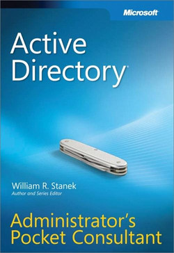 Active Directory® Administrator's Pocket Consultant