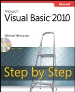 Microsoft® Visual Basic® 2010 Step by Step