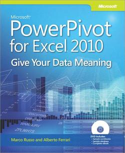 Microsoft® PowerPivot for Excel® 2010