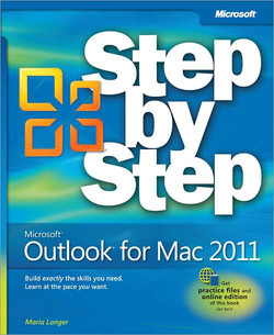Microsoft® Outlook® for Mac 2011 Step by Step