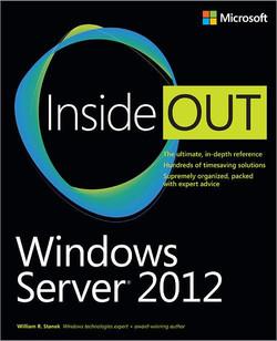 Windows Server® 2012 Inside Out