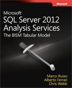 Microsoft® SQL Server® 2012 Analysis Services: The BISM Tabular Model