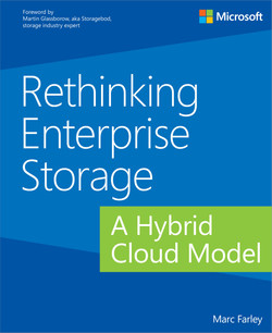 Rethinking Enterprise Storage: A Hybrid Cloud Model