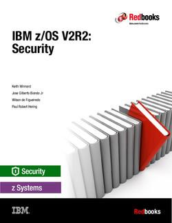 IBM z/OS V2R2: Security