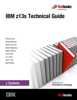 IBM z13s Technical Guide