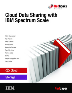 Cloud Data Sharing with IBM Spectrum Scale