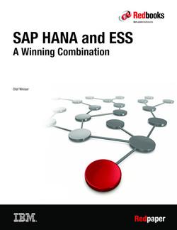SAP HANA and ESS: A Winning Combination
