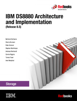 IBM DS8880 Architecture and Implementation (Release 8.51)