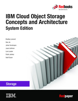 IBM Cloud Object Storage Concepts and Architecture: System Edition