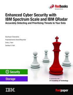 Enhanced Cyber Security with IBM Spectrum Scale and IBM QRadar