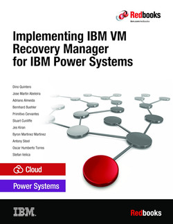 Implementing IBM VM Recovery Manager for IBM Power Systems
