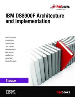 IBM DS8900F Architecture and Implementation
