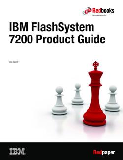 IBM FlashSystem 7200 Product Guide