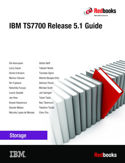 IBM TS7700 Release 5.1 Guide