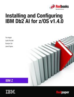 Installing and Configuring IBM Db2 AI for IBM z/OS v1.4.0