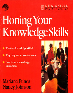 Honing Your Knowledge Skills