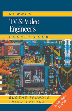 Newnes TV and Video Engineer's Pocket Book, 3rd Edition