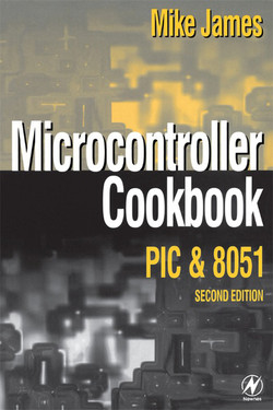 Microcontroller Cookbook, 2nd Edition