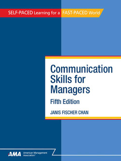 Communication Skills for Managers, Fifth Edition