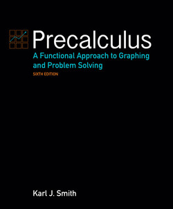 Precalculus: A Functional Approach to Graphing and Problem Solving, 6th Edition